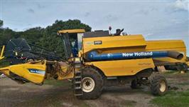 COLHEITADEIRA NEW HOLLAND TC5070, ANO 09, 4x4