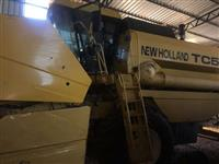 COLHEITADEIRA NEW HOLLAND TC 57, ANO 00