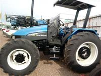 Trator New Holland TL 85 E 4x4 ano 02