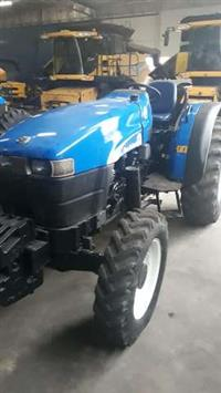 Trator New Holland TT 3880 4x4 ano 09