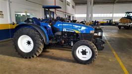 Trator New Holland TT 3880 4x4 ano 09
