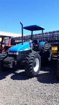 Trator New Holland TL 85 E 4x4 ano 08