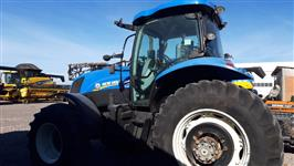 Trator New Holland T7.175 4x4 ano 15