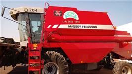 Colheitadeira Massey Ferguson Modelo MF 32 SR 2.014