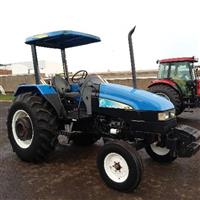 Trator New Holland TL 75 E 4x2 ano 09