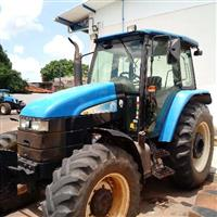 Trator New Holland TS 6020 4x4 ano 13