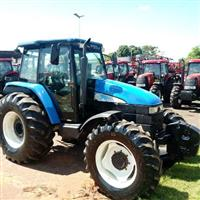 Trator New Holland TS 6020 4x4 ano 12