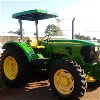 Trator John Deere 5078 4x4