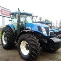 Trator New Holland T7.240 4x4 ano 17