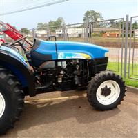 Trator New Holland TT 3880 4x4 ano 14