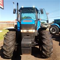 Trator New Holland TM 7010 4x4 ano 14