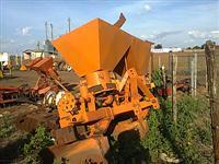 Adubador subsolador cultivador canavieiro sem gradinha p/ trator Massey Ford