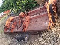 Roçadeira rotativa triton agrícola p/trator massey Ford John Deere