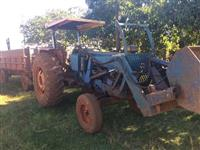 Trator Outros New Holland 4x2 ano 88