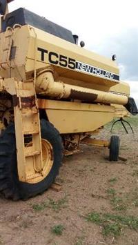 Colheitadeira tc 55 agrícola não arrozeira