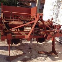 Arrancador de amendoim agrícola p/trator massey Ford John Deere
