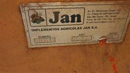 Kit carreta de calcário rosca sem fim distribuição em linha