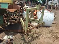 Sulcador Canavieiro abridor de valeta plantador de mandioca