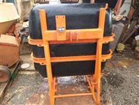 Pulverizador Jacto 600 litros condor (tanque e chassi)agrícola