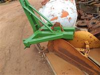Sulcador canavieiro plantador de mandioca abridor de vala agrícola trator de pneus