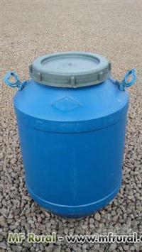 BOMBONA/TARRO PLASTICO 50 LTS