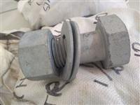 PARAFUSOS ESTRUTURAL ASTM A-325 GAL A FOGO. 300 TONELADAS VARIAS MEDIDAS