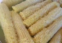 Sabugo de milho / palha