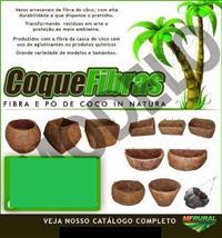 XAXIM ECOLÓGICO DE FIBRA DE COCO / PÓ DE COCO SECO / FIBRA DE COCO