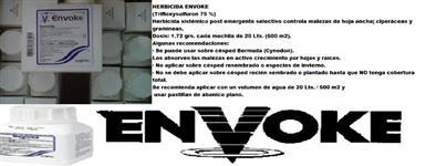 ENVOKE  ( trifloxysulfurón )