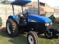 Trator Ford/New Holland TL 60 E 4x2 mwm 4x2 ano 07