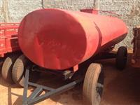 Carreta tanque 3.000 ltros