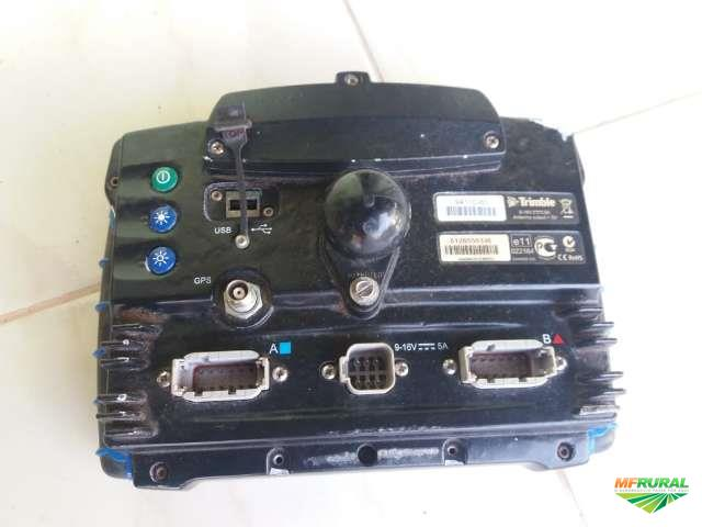 GPS Trimble CFX 750 desbloqueado pra piloto
