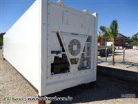Container Reefe (congelamento e resfriamento) e Container Dry(carga seca)