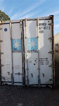 Container Reefer somente