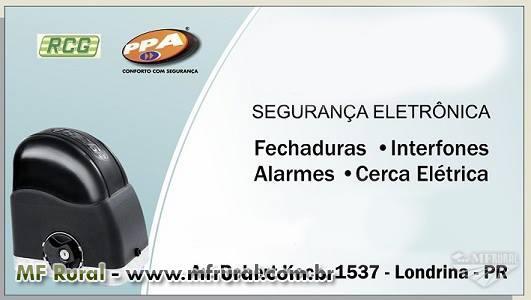 Segurança Eletrônica - Venda, Instalação e Manutenção.