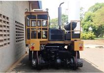 Loco Trator Ferroviário - Trackmobile, Trator para movimentação de vagões  em pátios,  terminais