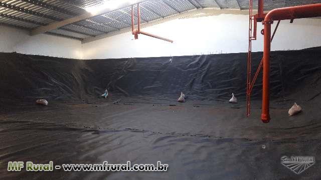 Venda e instalação de geomembrana