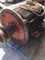 Motor Elétrico Weg 250 Cv 1770 Rpm 4 P 440/760 V Flange FF  (FUNCIONANDO)