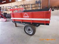 Carreta Agricola de 1,5 ton