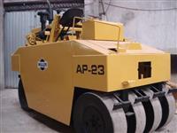 Rolo Compactador de Pneus AP23
