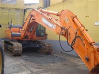 Escavadeira Doosan DX300LCA 2013 Apenas 1.770hs!