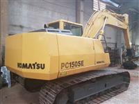 Escavadeira Komatsu PC150 2001