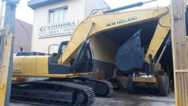 Escavadeira New Holland E215ME 2009