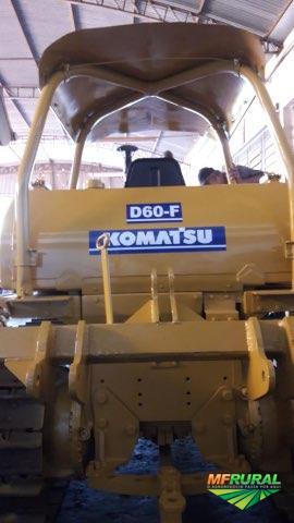 Komatsu D60f