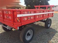 Vendo carreta agrícola nova com capacidade para 6000 kg