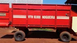 Vagão Forrageiro VFN 10.000 Nogueira em ótimo estado de conservação!