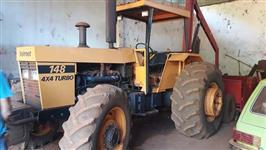 Trator Valtra/Valmet 148 4x4 ano 91