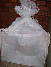Big bag para calcário/cal/minério/cimento