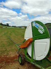 Sistema de Irrigação Por Carretel