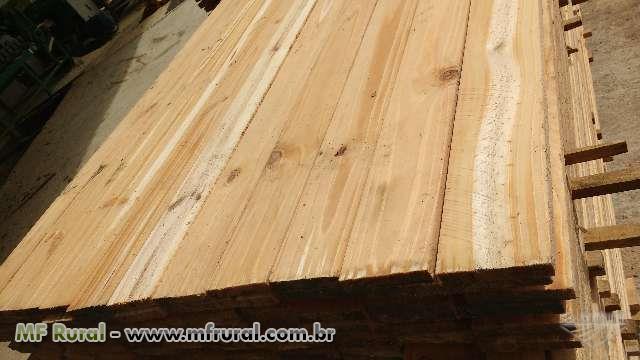 Vendo madeira ripa de pinus e eucalipto serrada